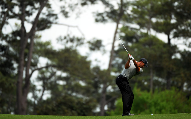 (Video) Tiger Woods satisfied with his opening round of 70 at The Masters