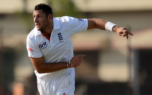 (Video) England's Tim Bresnan targeting swift return to the national team