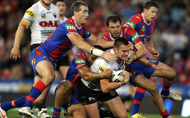 Tim Grant Penrith Panthers