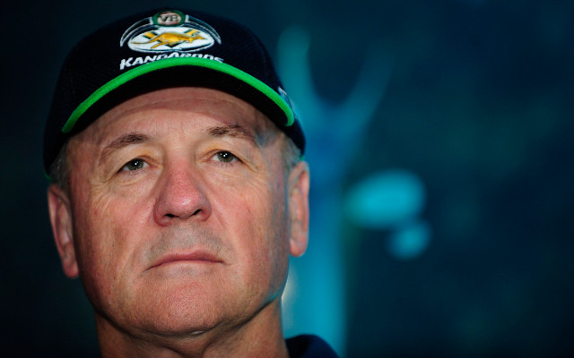 ANZAC Test: Kangaroos coach Tim Sheens 'nervous' ahead of clash with New Zealand