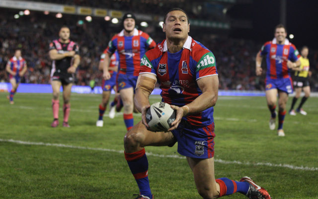Timana Tahu set to make return to Knights side to face Dragons
