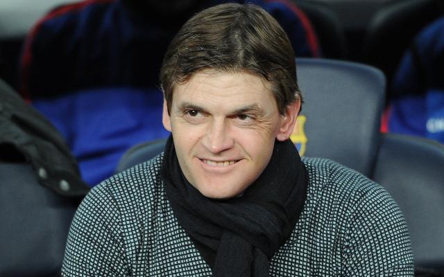 (Video) Barcelona post touching tribute to former coach Tito Vilanova
