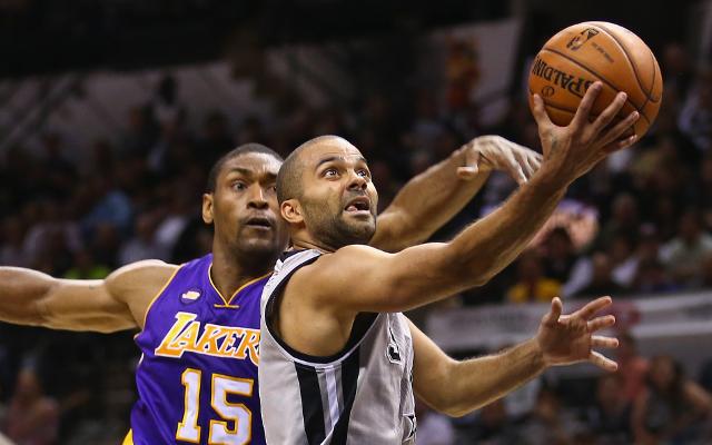 (Video) San Antonio Spurs 103-82 Los Angeles Lakers: NBA highlights