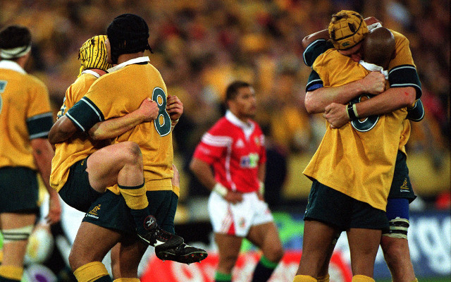 Australian Rugby Union pins hopes of financial turnaround on Lions' tour
