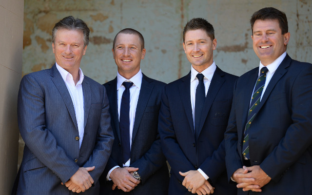 Mark Taylor and Steve Waugh back an Australian Ashes victory