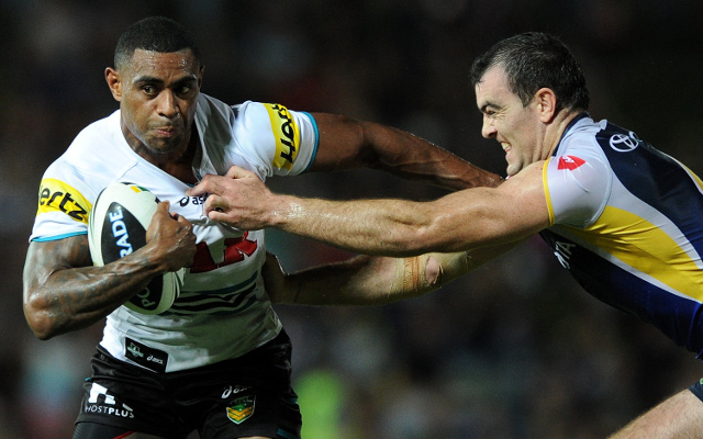 Wes Naiqama Penrith Panthers