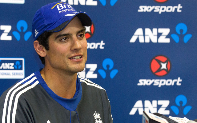 (Video) England's Cook relishing the chance to captain the side on home soil against New Zealand
