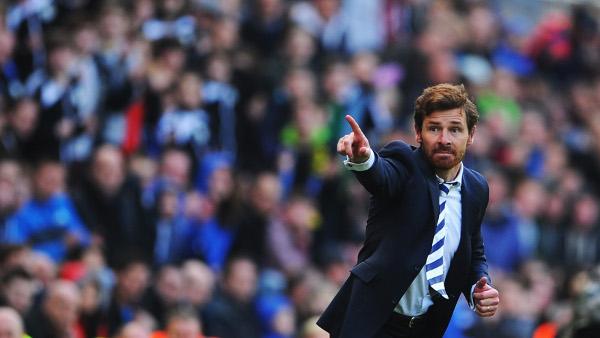 Andre Villas Boas Tottenham