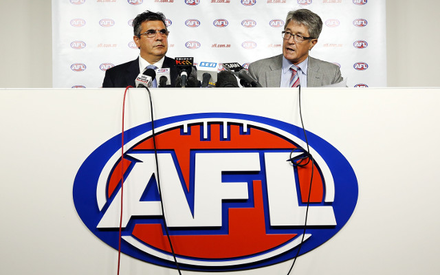 AFL reports an alarming spike in positive drugs tests