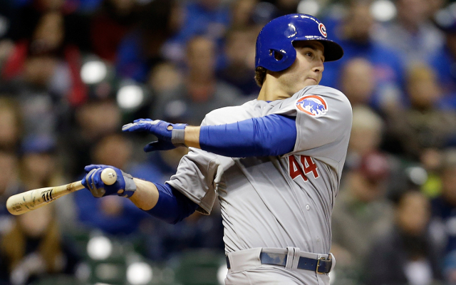 Chicago Cubs agree to seven-year deal worth $41m with Anthony Rizzo