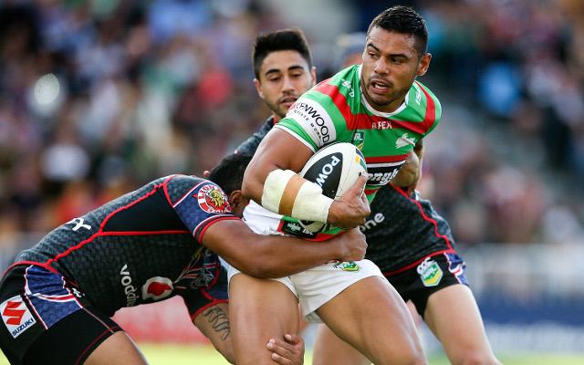 South Sydney Rabbitohs star forward Ben Te'o faces lengthy NRL ban