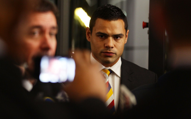 South Sydney star Ben Te'o speaks out after police charges dropped