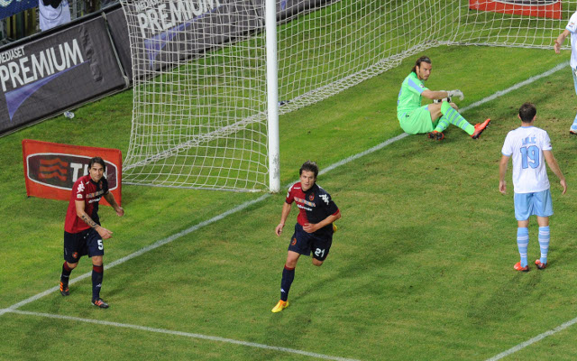 (Video) Cagliari 1-0 Lazio: Serie A highlights