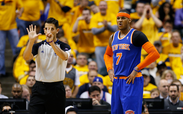 """(Video) """"Do or die"""" for the New York Knicks says Carmelo Anthony"""