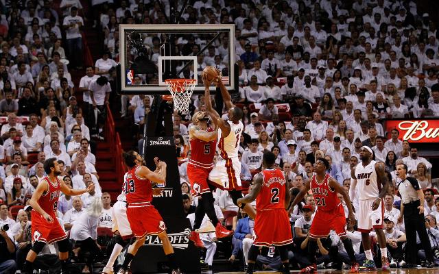 (Video) Chicago Bulls upset win over Miami Heats gets bizarre Taiwan news treatment