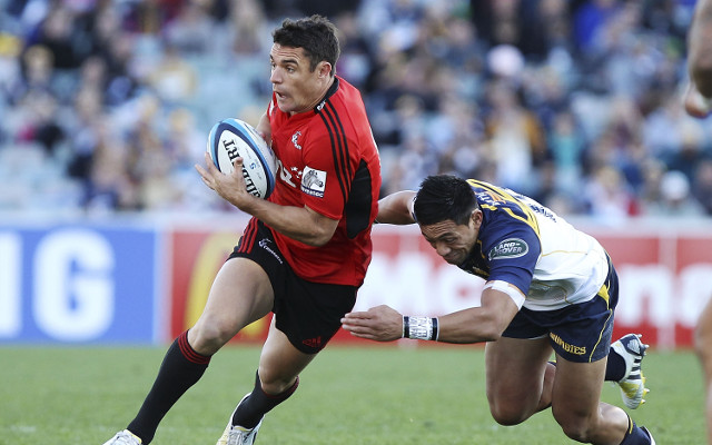 Crusaders reign in ACT Brumbies in Super 15 rugby