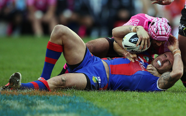 Newcastle lose game against Warriors and star player to injury