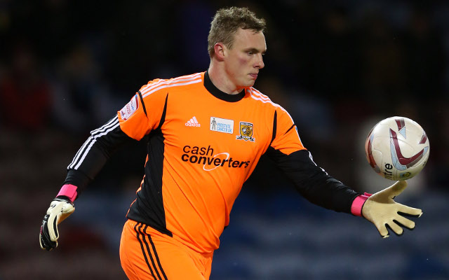 Fulham's Stockdale keen to move permanently to Hull after promotion to Premier League