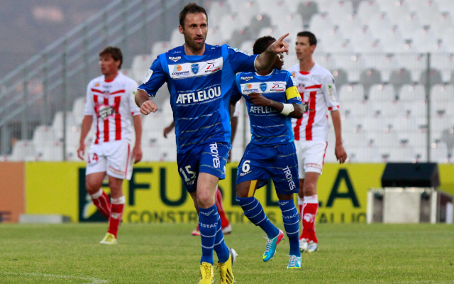 (Video) AC Ajaccio 0-1 Troyes: Ligue 1 highlights