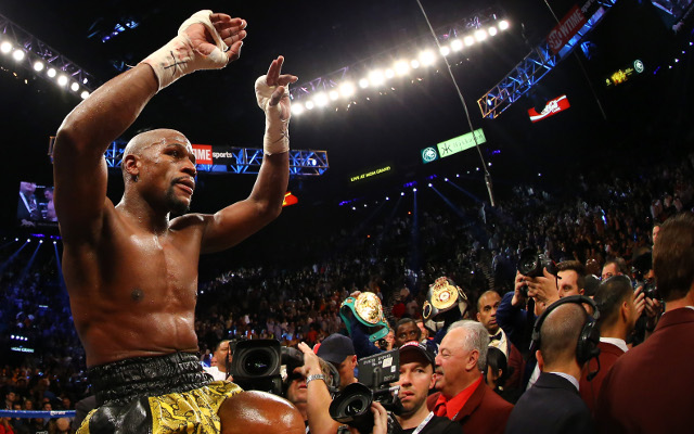 Floyd Mayweather next fight: Amir Khan and Marcos Maidana made to wait