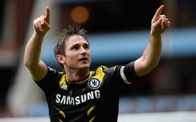 """Chelsea midfielder Frank Lampard would """"love another three or four years"""""""