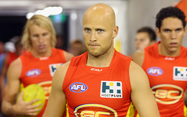 Gary Ablett: Gold Coast Suns star skipper still unsure of return from injury