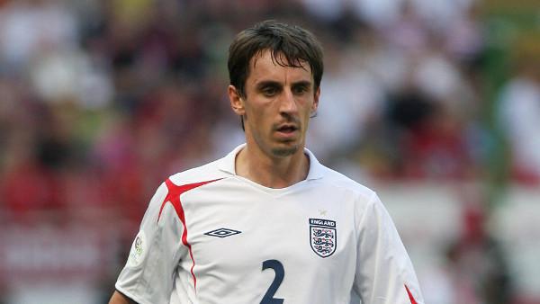Gary Neville England