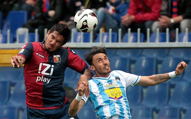 (Video) Genoa 4-1 Pescara: Serie A highlights