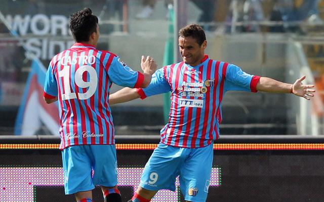 (Video) Catania 3-0 Siena: Serie A highlights