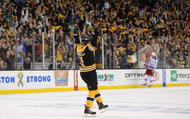 Boston Bruins down Rangers to reach NHL Eastern Conference finals