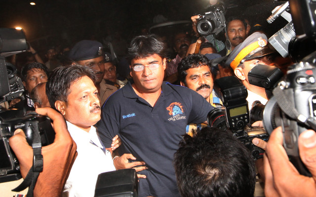 Gurunath Meiyappan suspended from all involvement with cricket