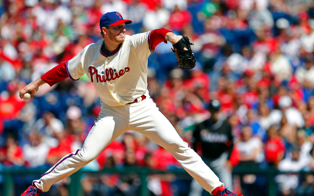 Philadelphia Phillies place star pitcher on 15-day disabled list