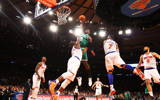 (Video) Boston Celtics survive to force Game 6 against New York Knicks