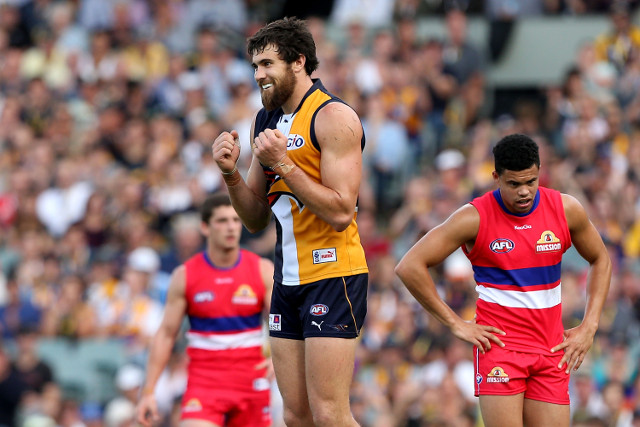 Josh Kennedy to captain AFL club West Coast Eagles after Darren Glass retirement