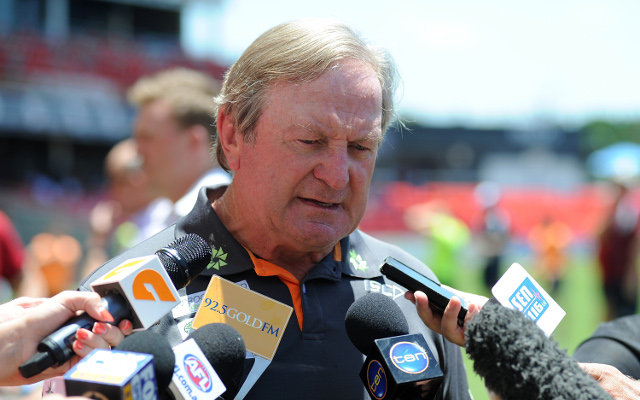Giants coach Kevin Sheedy comes under fire for 'ignorant' comments
