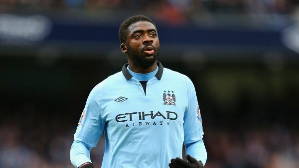 Kolo Toure Manchester City