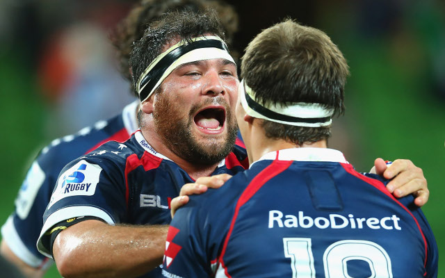 Rebels storm home to claim maiden win over South African side