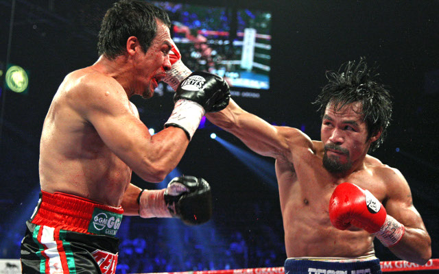 Pacquiao says bout with Brandon Rios is shot at redemption