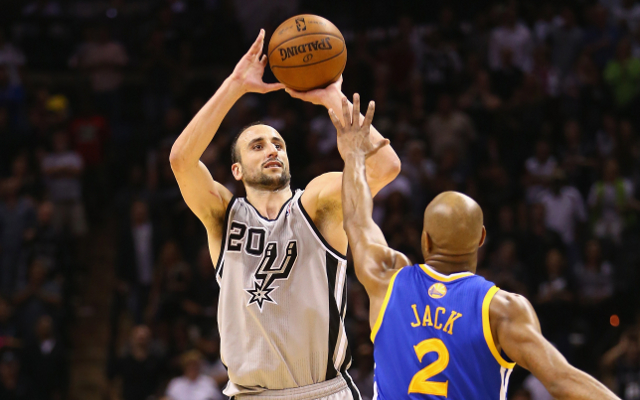 San Antonio Spurs edge out Golden State Warriors in overtime to take series lead