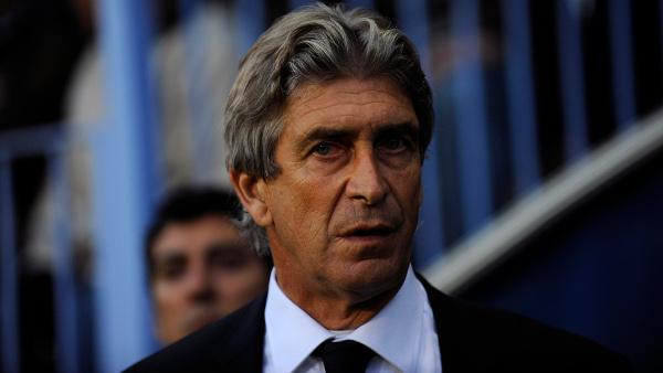 Malaga won't let Pellegrini leave for Man City