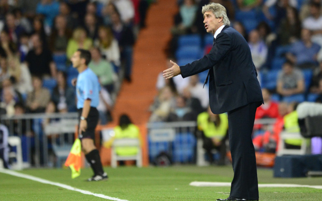 Pellegrini agrees terms with Manchester City