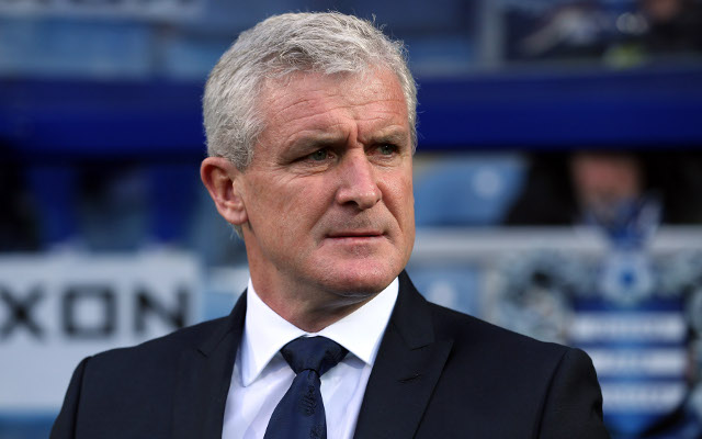 Mark Hughes Football