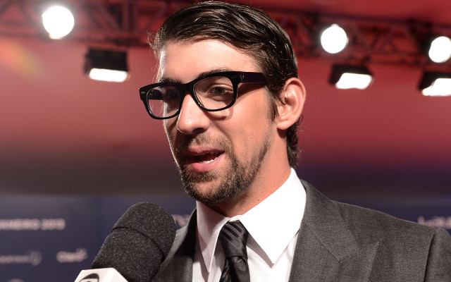 I'm not getting back in the pool: Michael Phelps