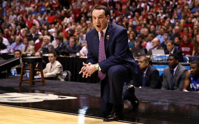 Mike Krzyzewski could be back to coach the Dream Team