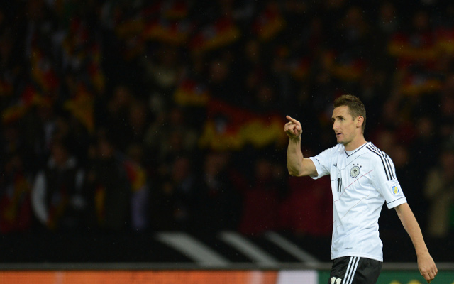 Former German international believes Miroslav Klose will break his scoring record
