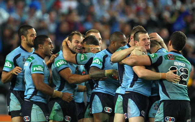 NSW State of Origin first game squad analysis