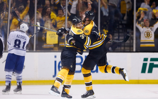 (Video) Boston Bruins 2-1 New York Rangers: NHL highlights