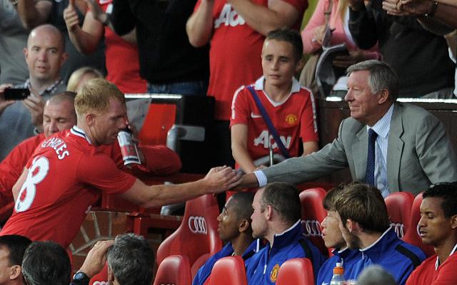 Manchester United midfielder set to join Sir Alex Ferguson in retirement