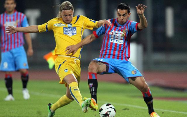 (Video) Catania 1-0 Pescara: Serie A highlights