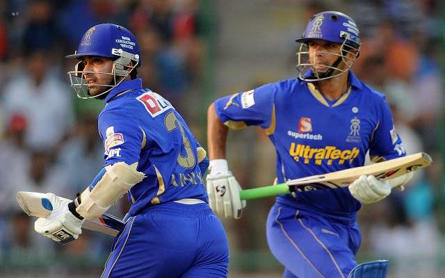 (Video) Captain Dravid is Ajinkya Rahane's role model at Rajasthan Royals